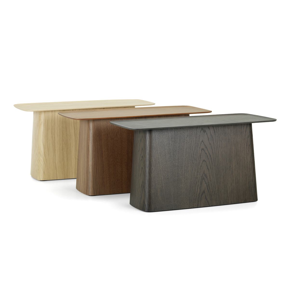 Buy the Wooden Side Tables from Vitra online