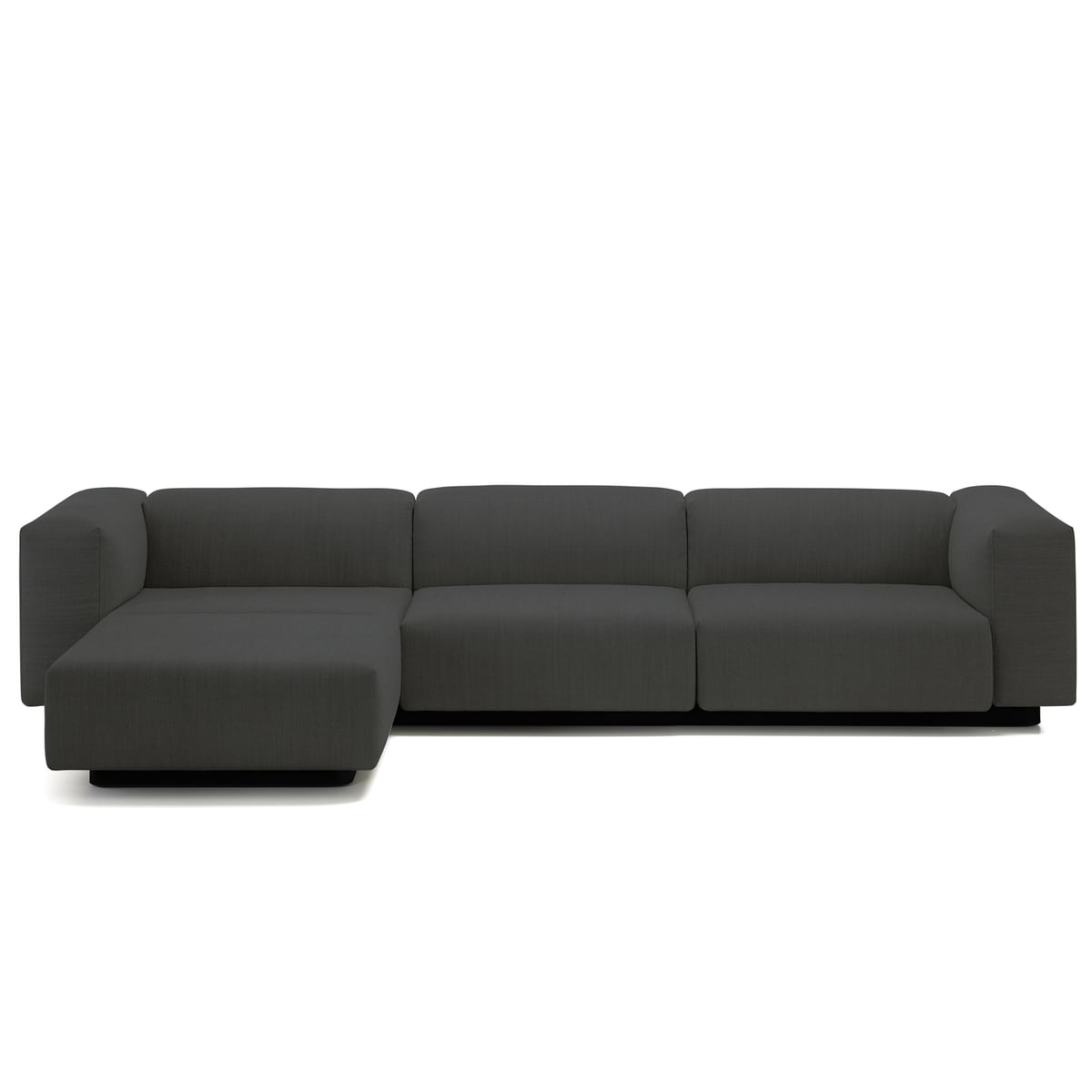Buy the soft modular corner sofa from vitra for Chaise longue fr