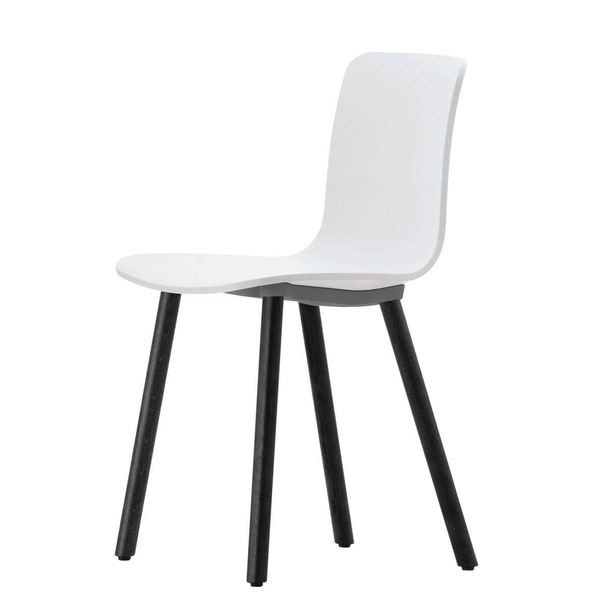 hal wood chair by vitra in the shop. Black Bedroom Furniture Sets. Home Design Ideas