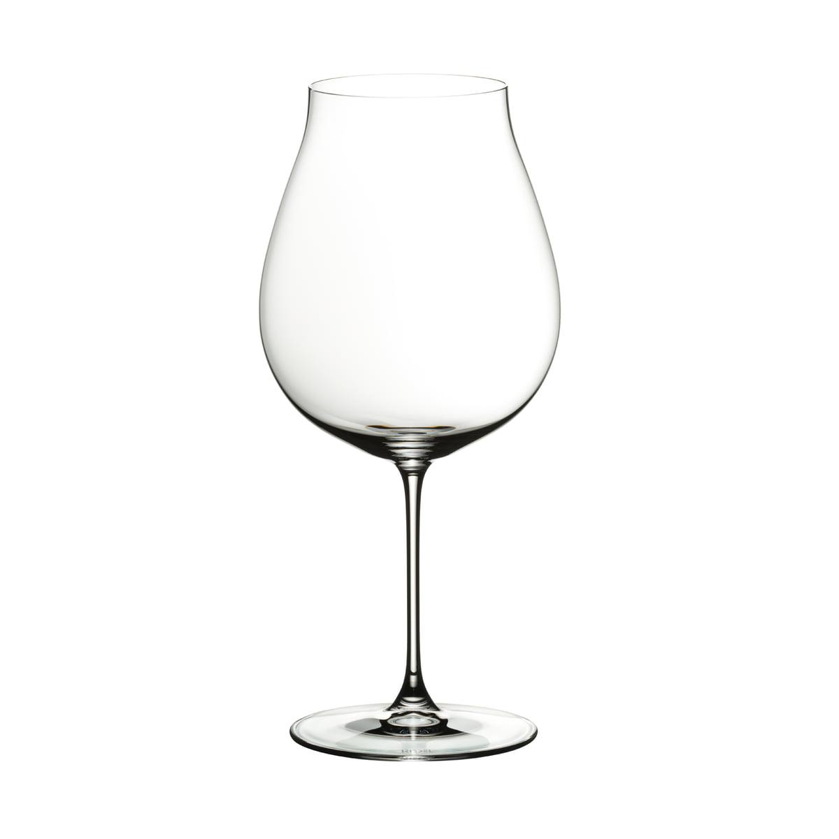 e02af427cc73 Riedel - Veritas New World Pinot Noir Nebbiolo Rosé Champagne Glass