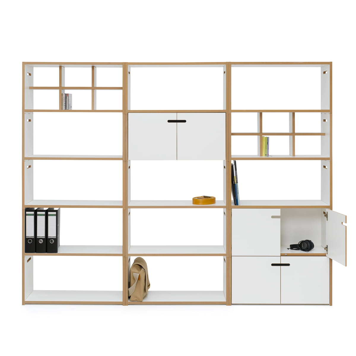 hochstapler shelving system tojo shop. Black Bedroom Furniture Sets. Home Design Ideas