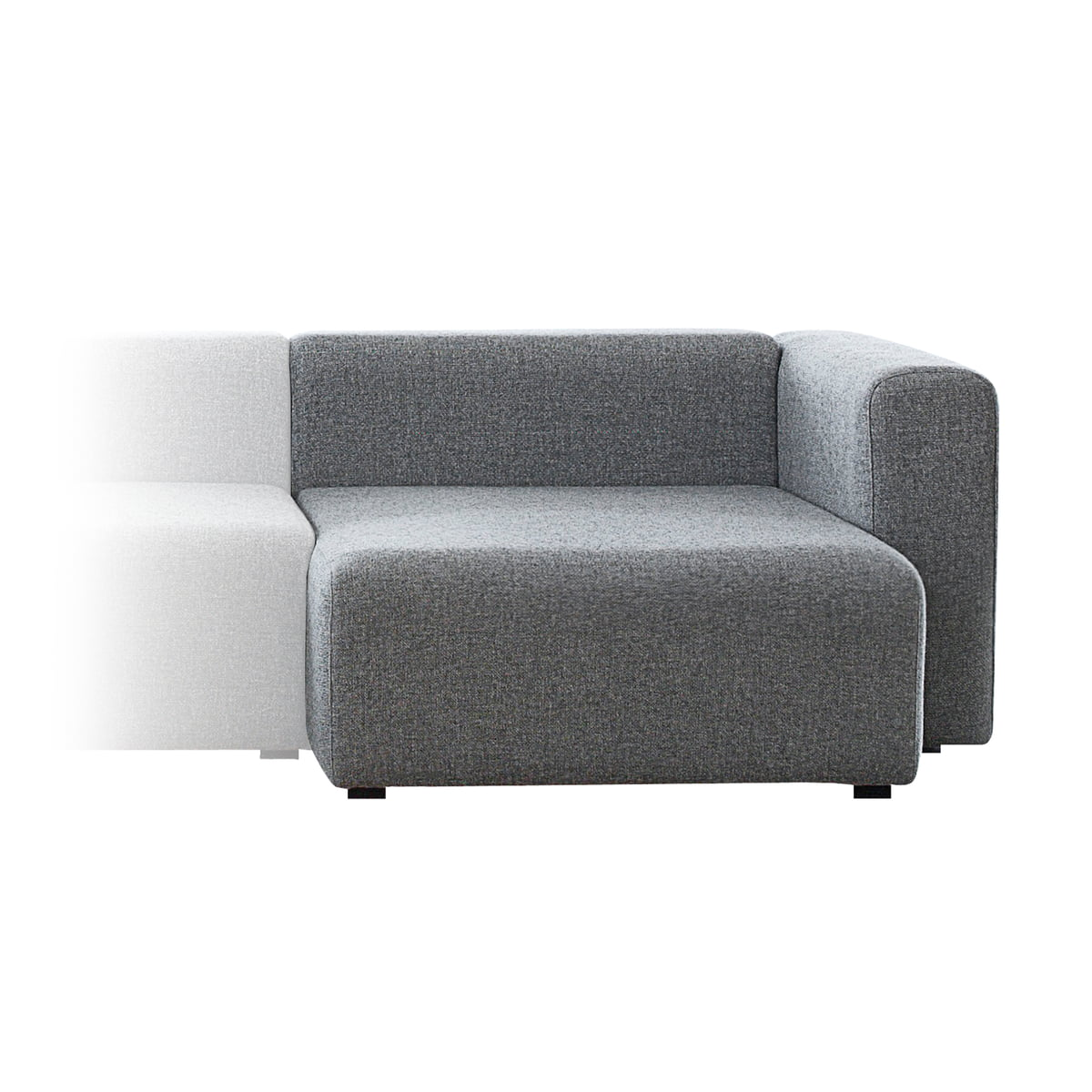 mags sofa modules wide by hay. Black Bedroom Furniture Sets. Home Design Ideas