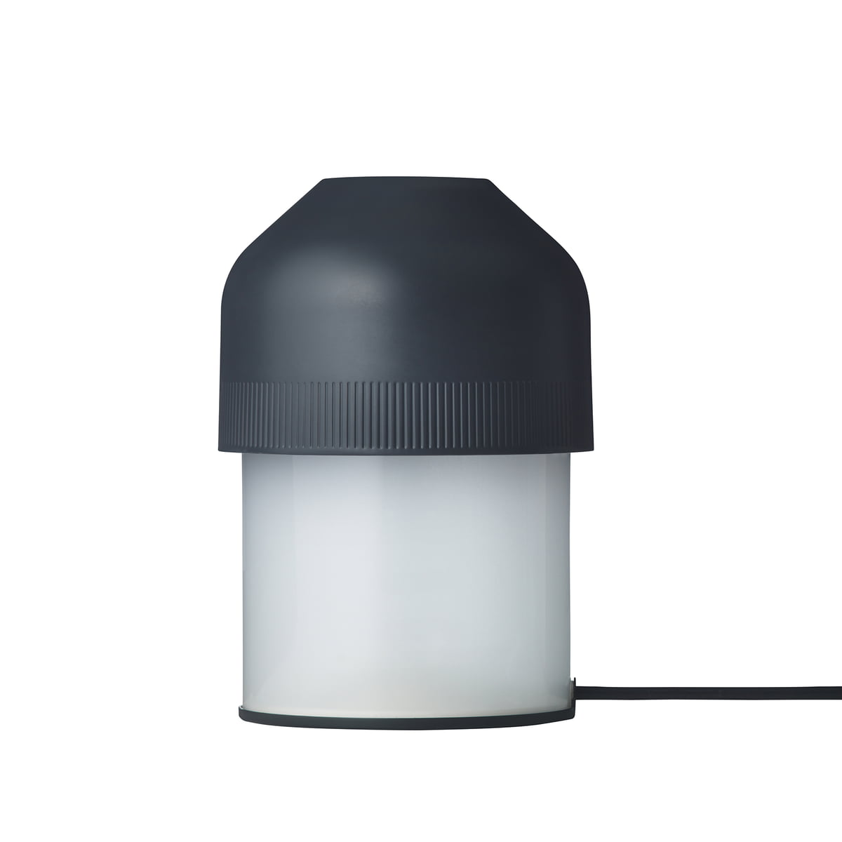 Outdoor floor lamp by evergreen - Volume Table Lamp By Lightyears In Blackbird