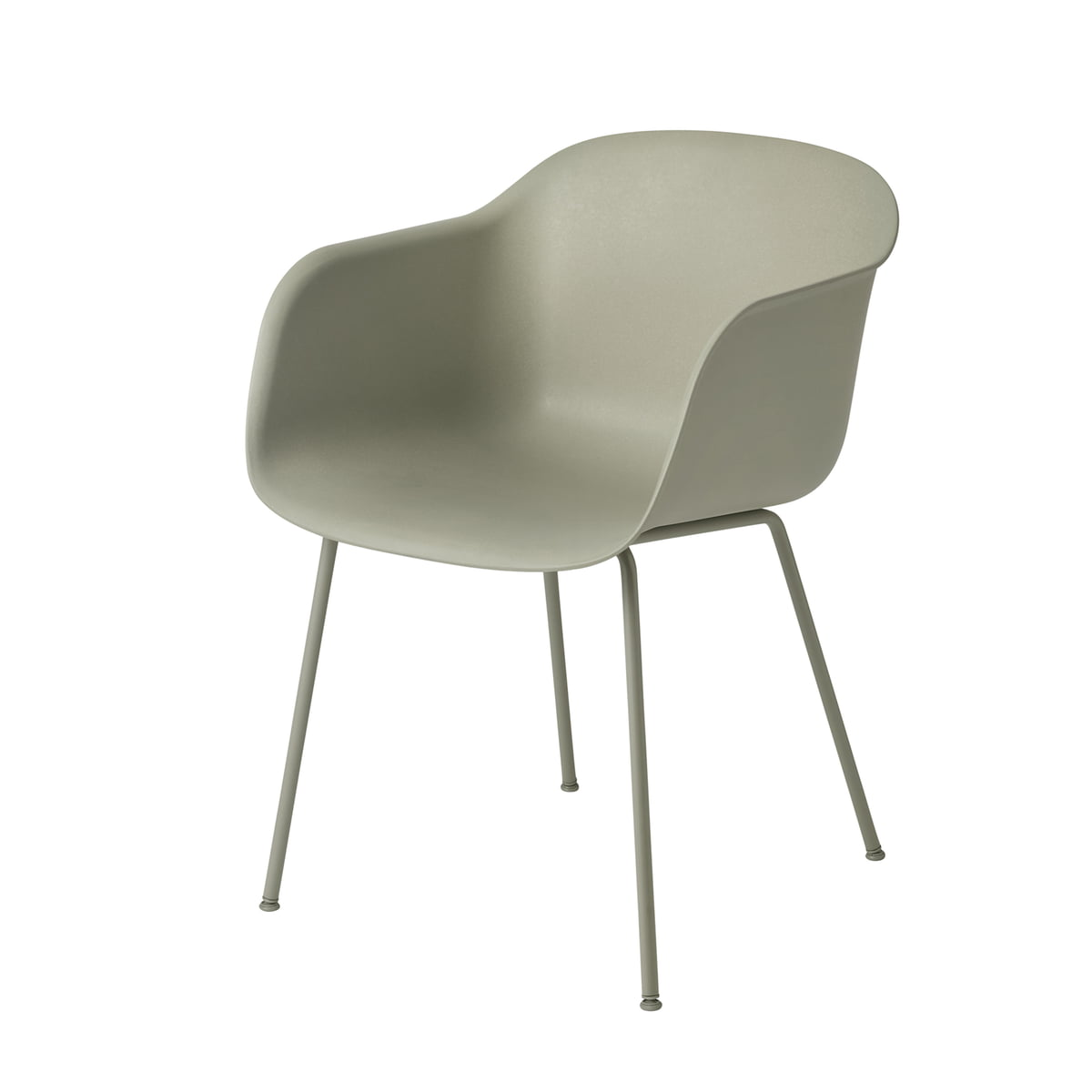 Pleasant Muuto Fiber Chair Tube Base White White Beatyapartments Chair Design Images Beatyapartmentscom