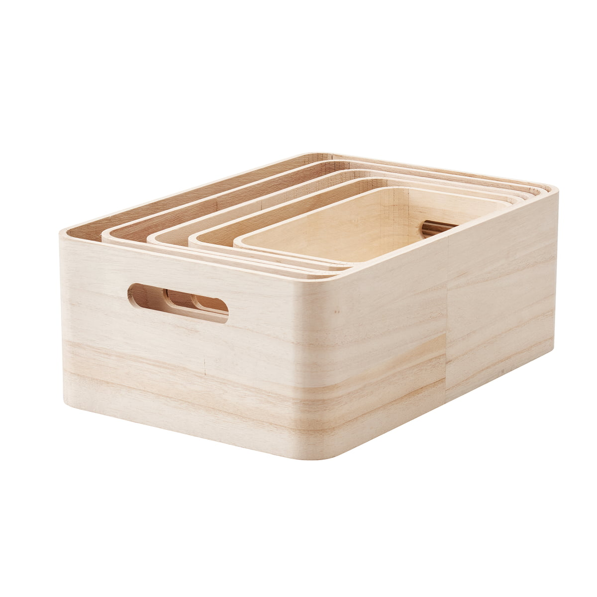 Attirant Save It Storage Boxes 5 Pcs. By Rig Tig By Stelton
