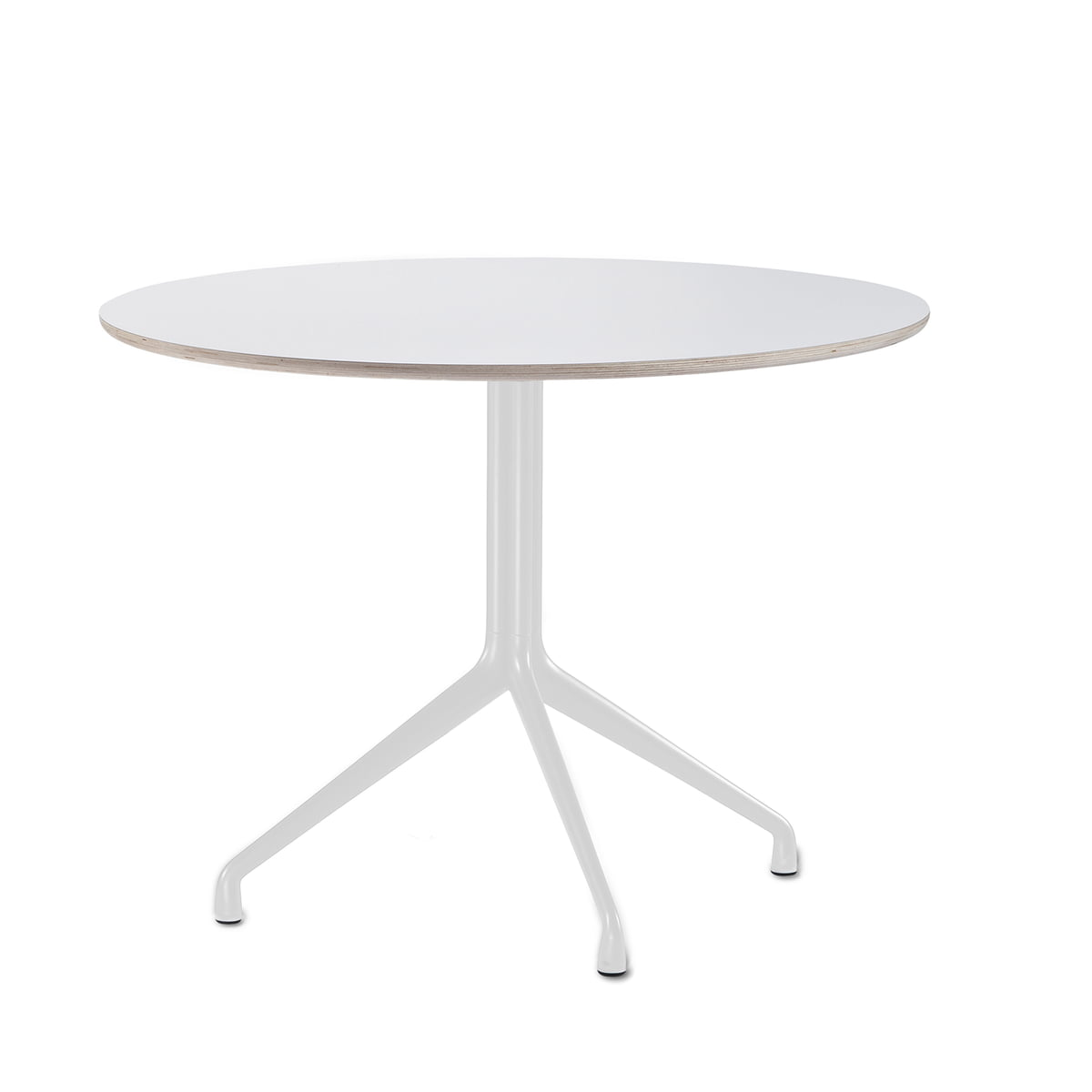 Hay   About A Table AAT 20 Dining Table, 3 Legged, Ø110 X