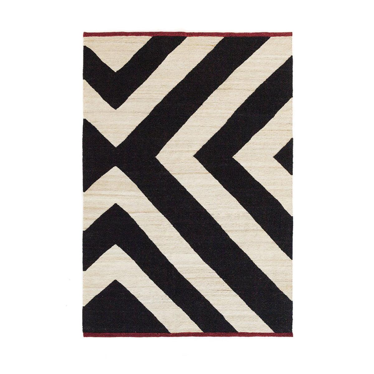 m lange zoom rug by nanimarquina. Black Bedroom Furniture Sets. Home Design Ideas