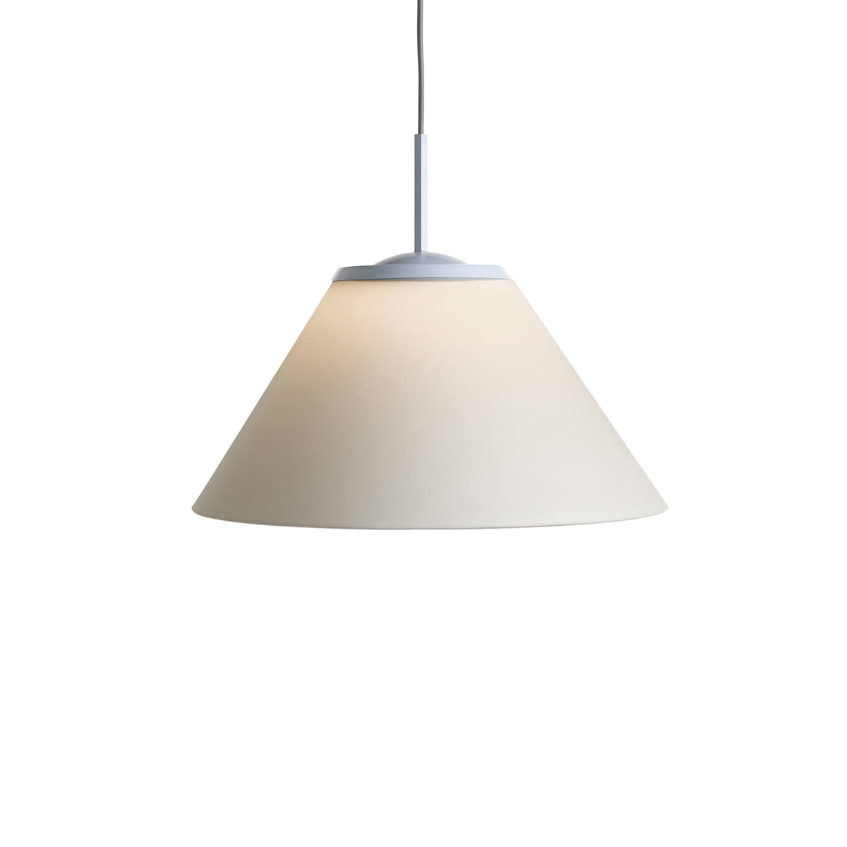 Cappuccina Pendant Lamp By Luceplan In Cream