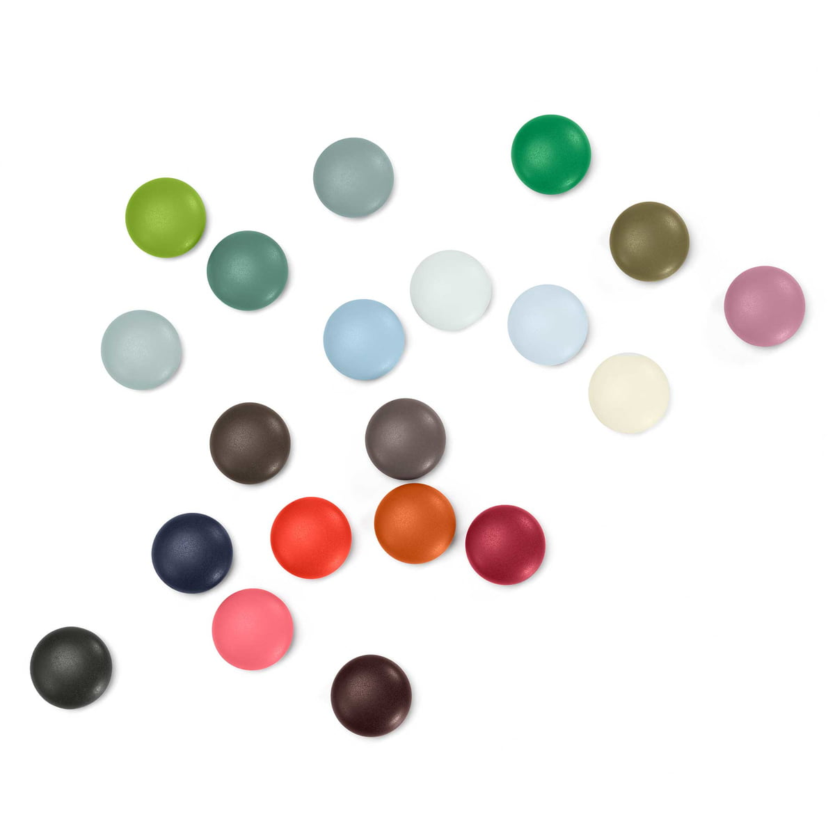 Magnet Dots By Vitra In The Shop