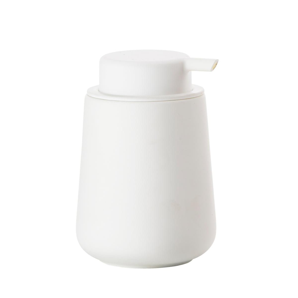 Nova One Soap Dispenser By Zone Denmark In White