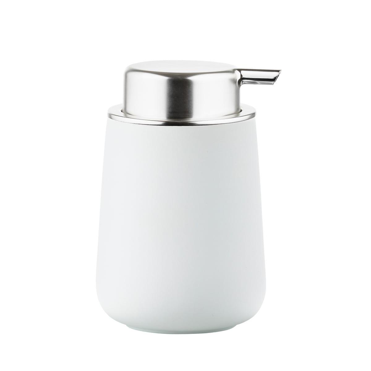 Nova Soap Dispenser By Zone Denmark In White