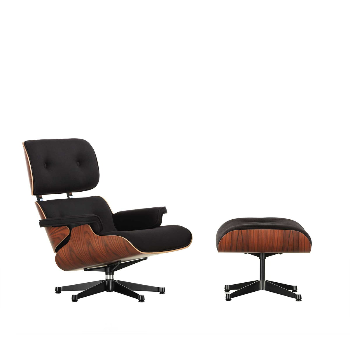 Charmant Lounge Chair With Twill Fabric