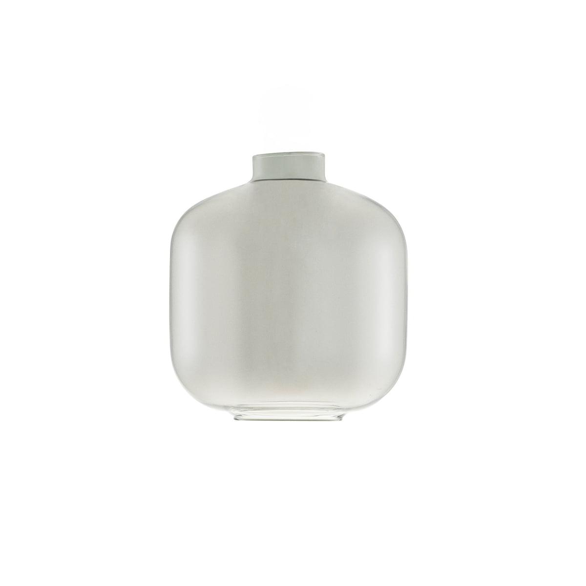 Normann Copenhagen - Replacement Glass for Amp Pendant Lamp small, smoke