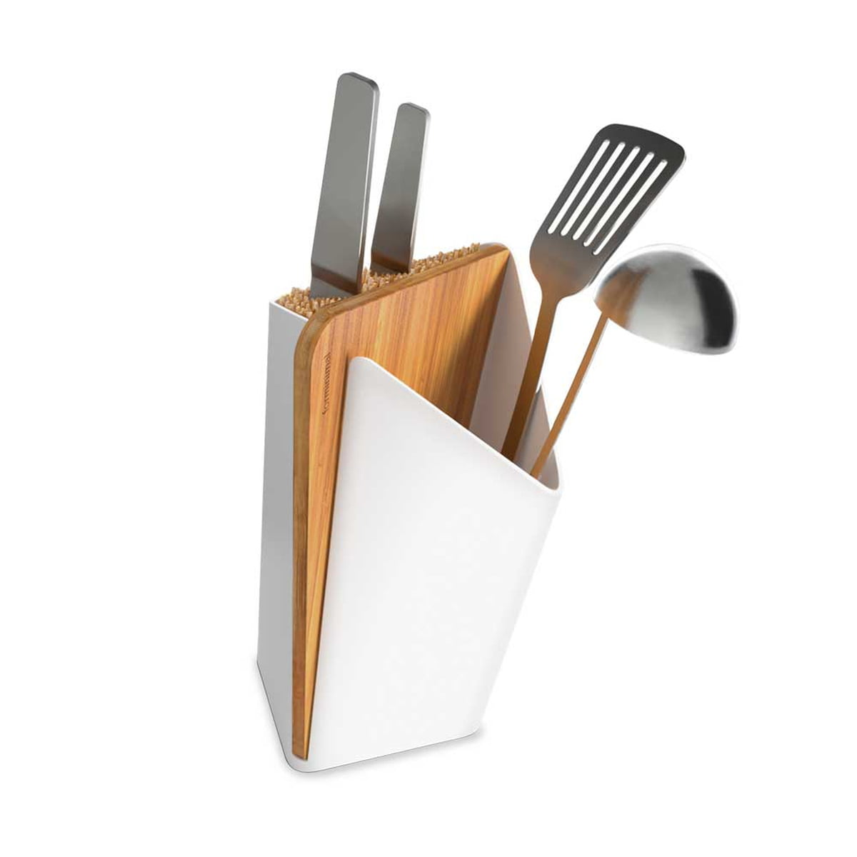Knife holder with Board by Black + Blum