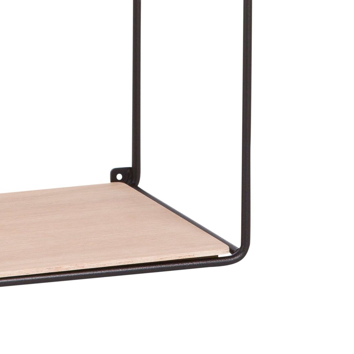 Anywhere 1x1 wall shelf by korridor connox for Connox com