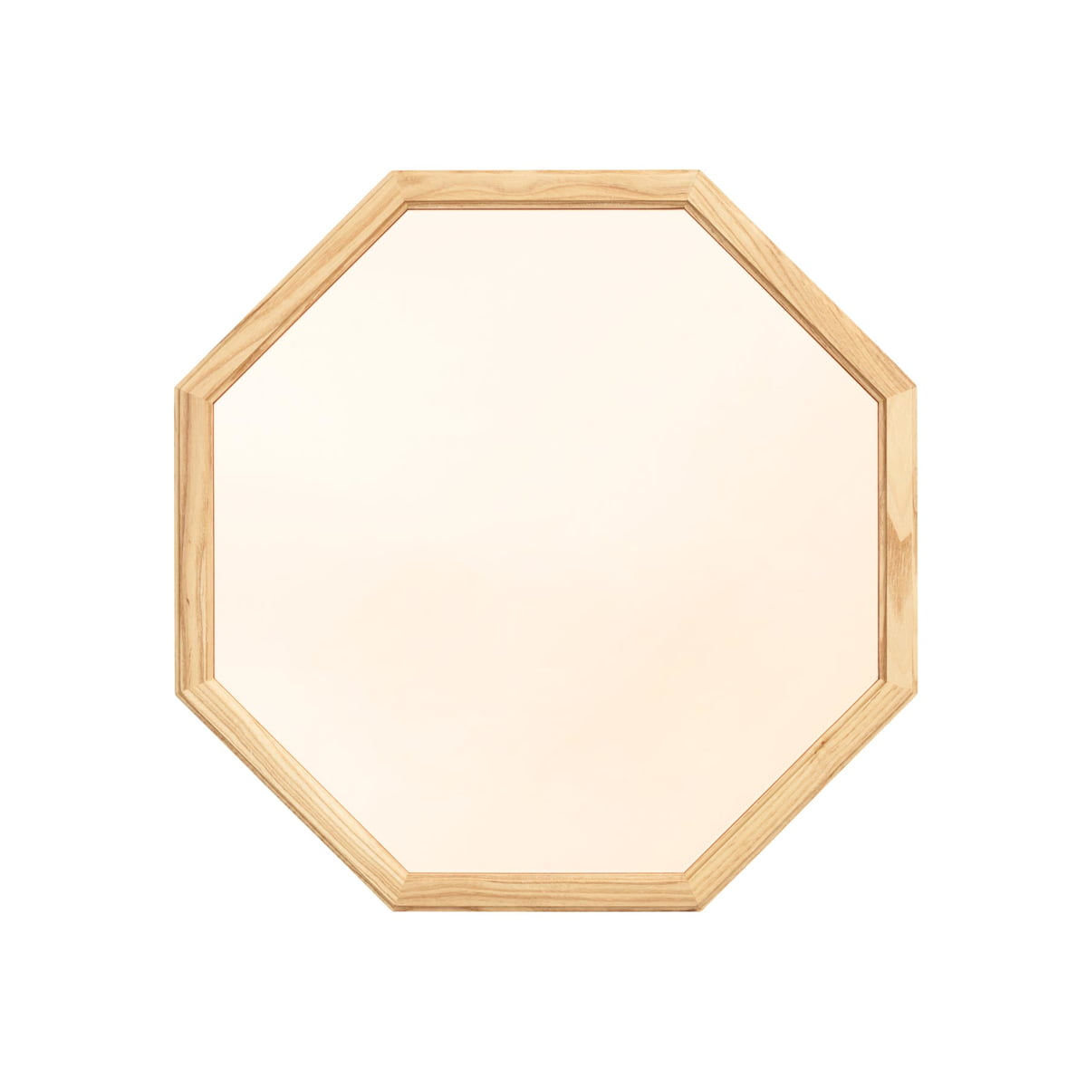 lust mirror 50 x 50 cm by normann copenhagen
