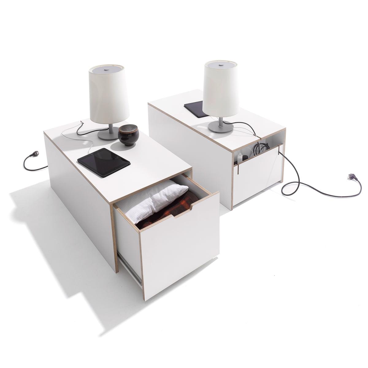 bedding box 16 by m ller m belwerkst tten. Black Bedroom Furniture Sets. Home Design Ideas