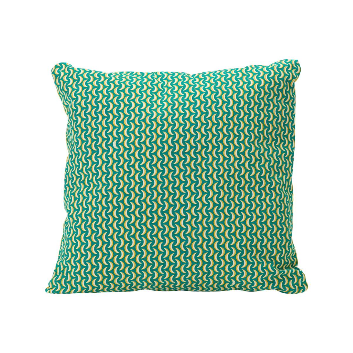cushion bananes 70 x 70 cm by fermob. Black Bedroom Furniture Sets. Home Design Ideas