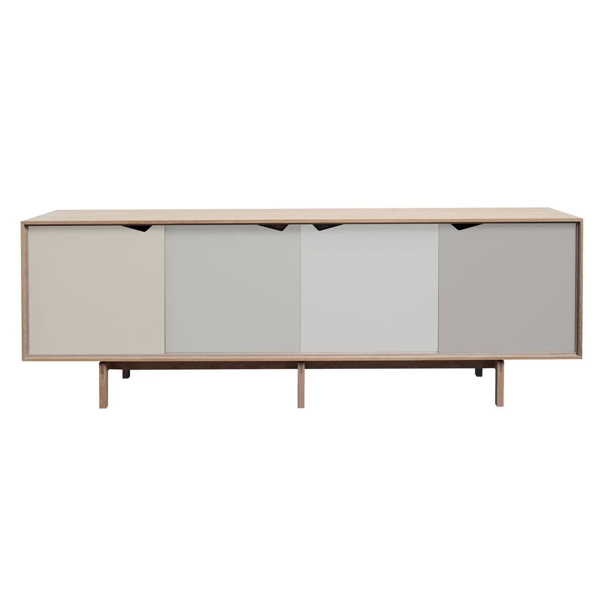 Sideboard Beige s1 sideboard multicoloured andersen furniture