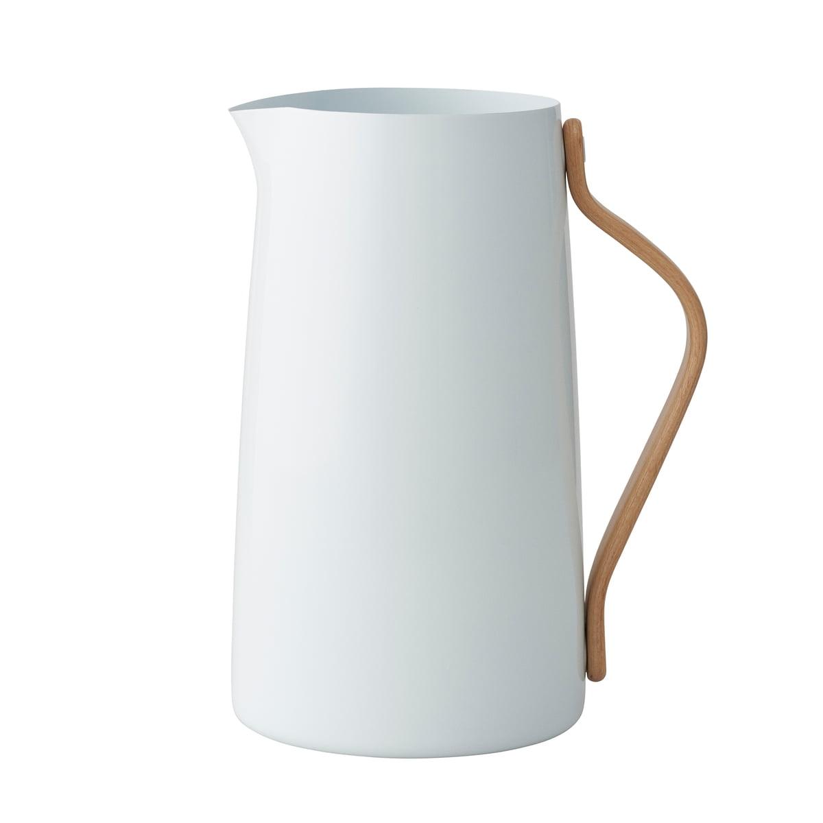 emma jug 2l by stelton connox shop. Black Bedroom Furniture Sets. Home Design Ideas