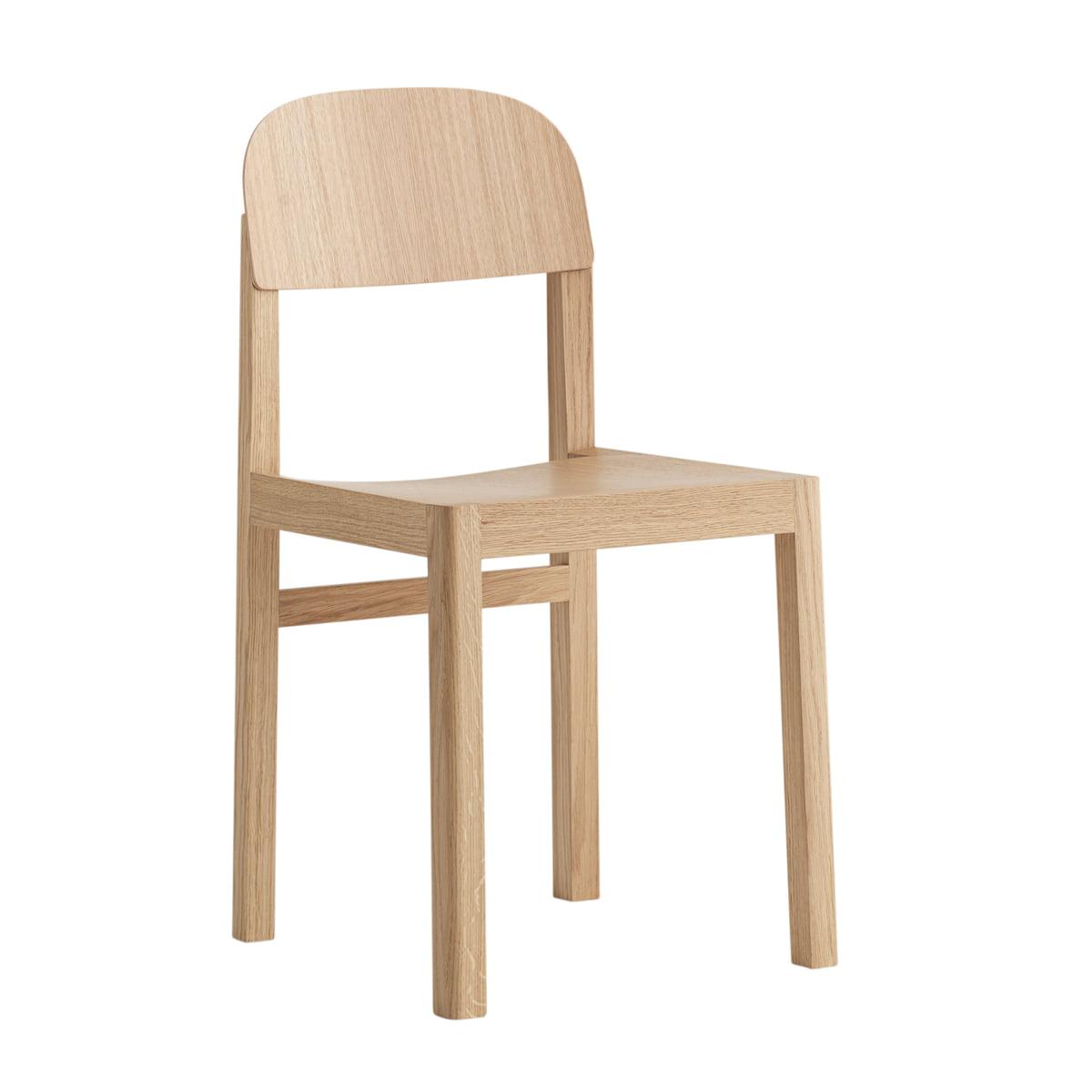 Muuto Leuchte workshop chair by muuto connox shop