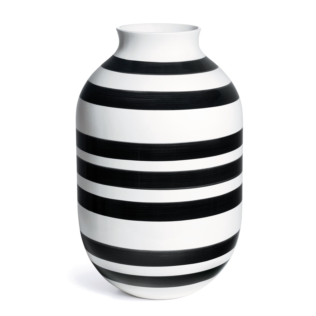 the omaggio vase h 50 cm by k hler design. Black Bedroom Furniture Sets. Home Design Ideas