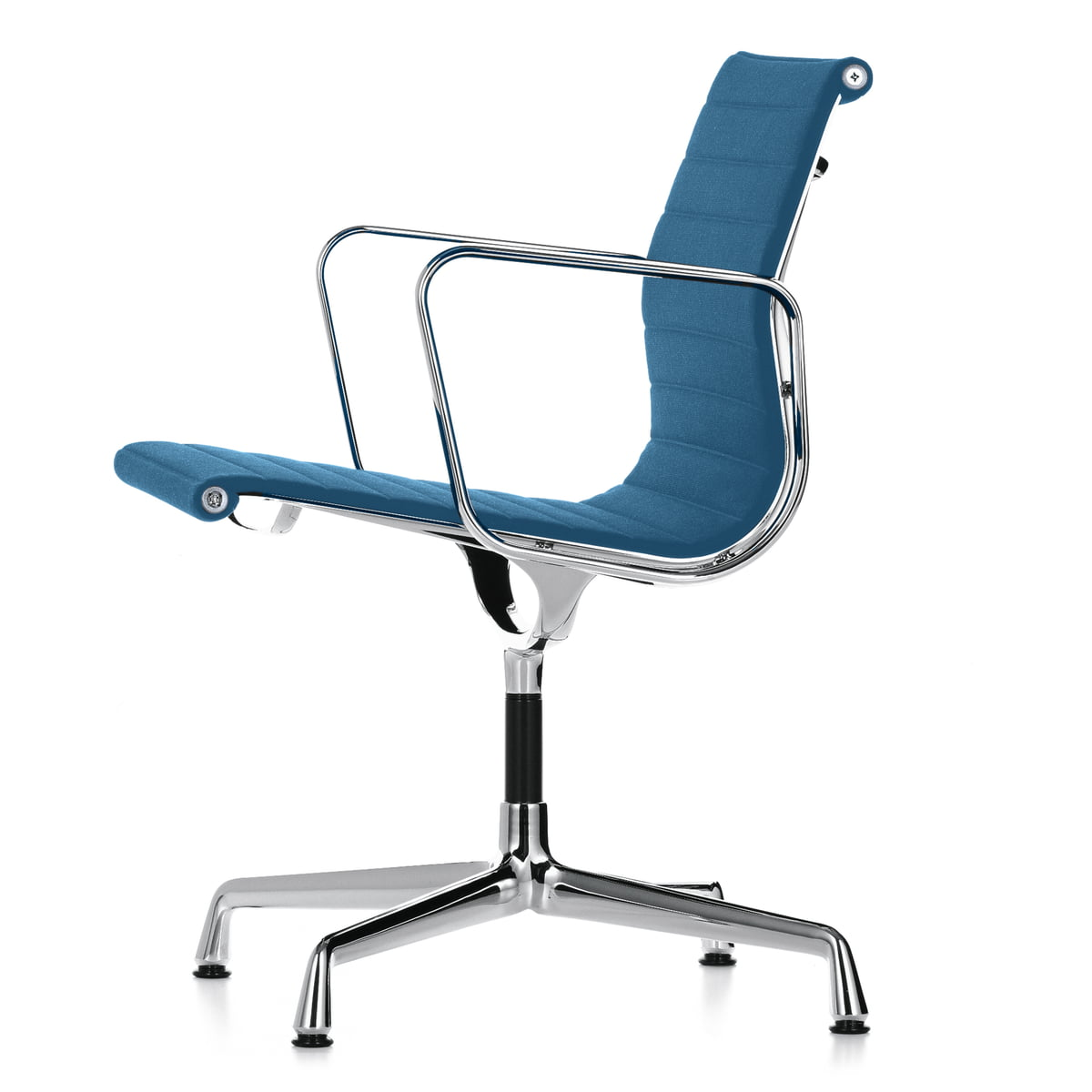 Aluminium group 108 alu chair by vitra for Vitra ea 108 replica