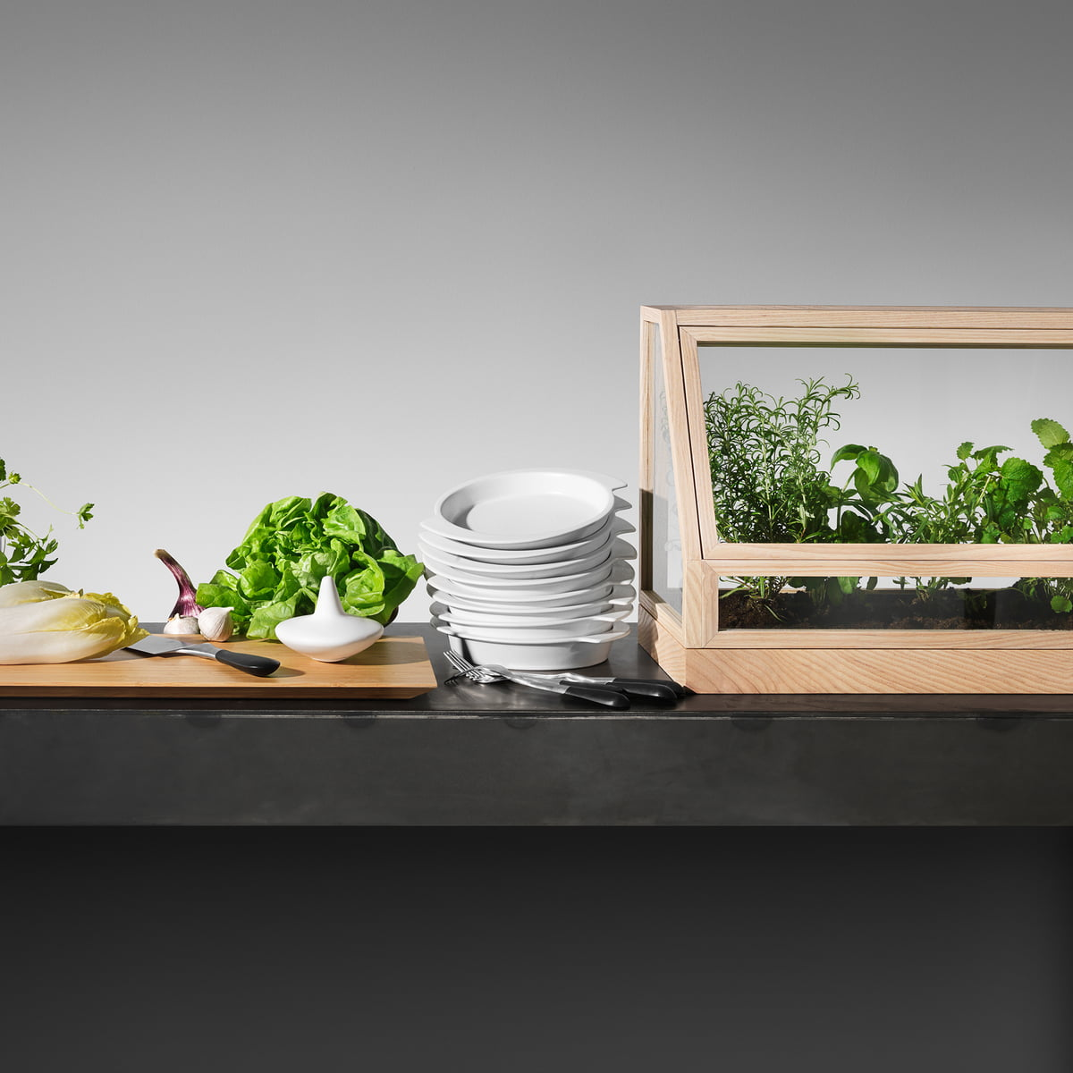 greenhouse mini by design house stockholm in ash - Dinnerware Design House Stockholm
