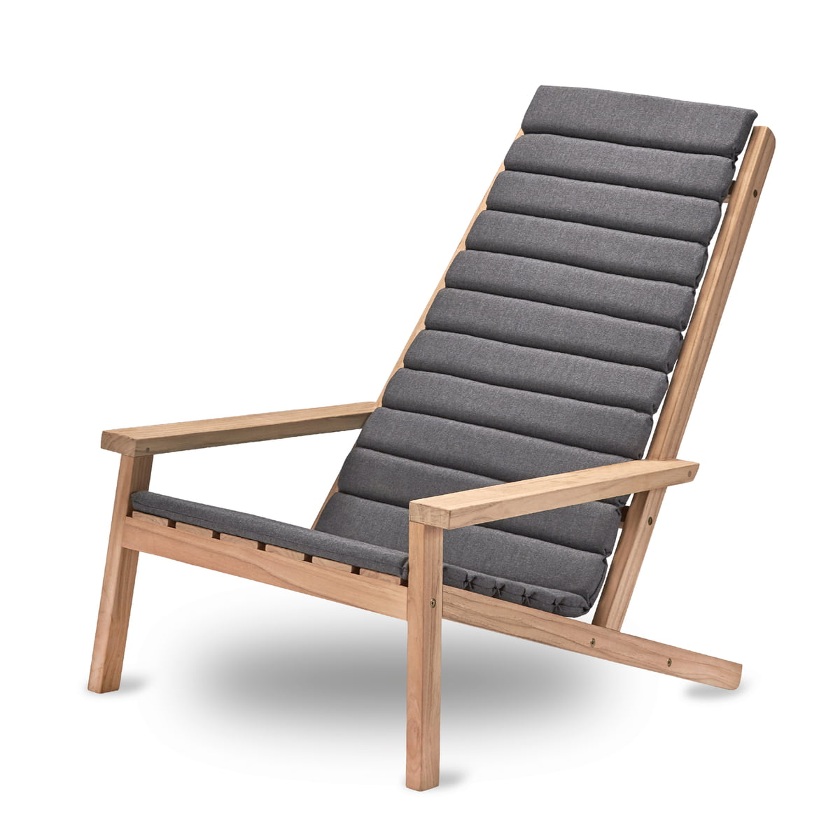 Between Lines Deck Chair with Cushions by Skagerak  sc 1 st  Connox & Between Lines Deck Chair by Skagerak