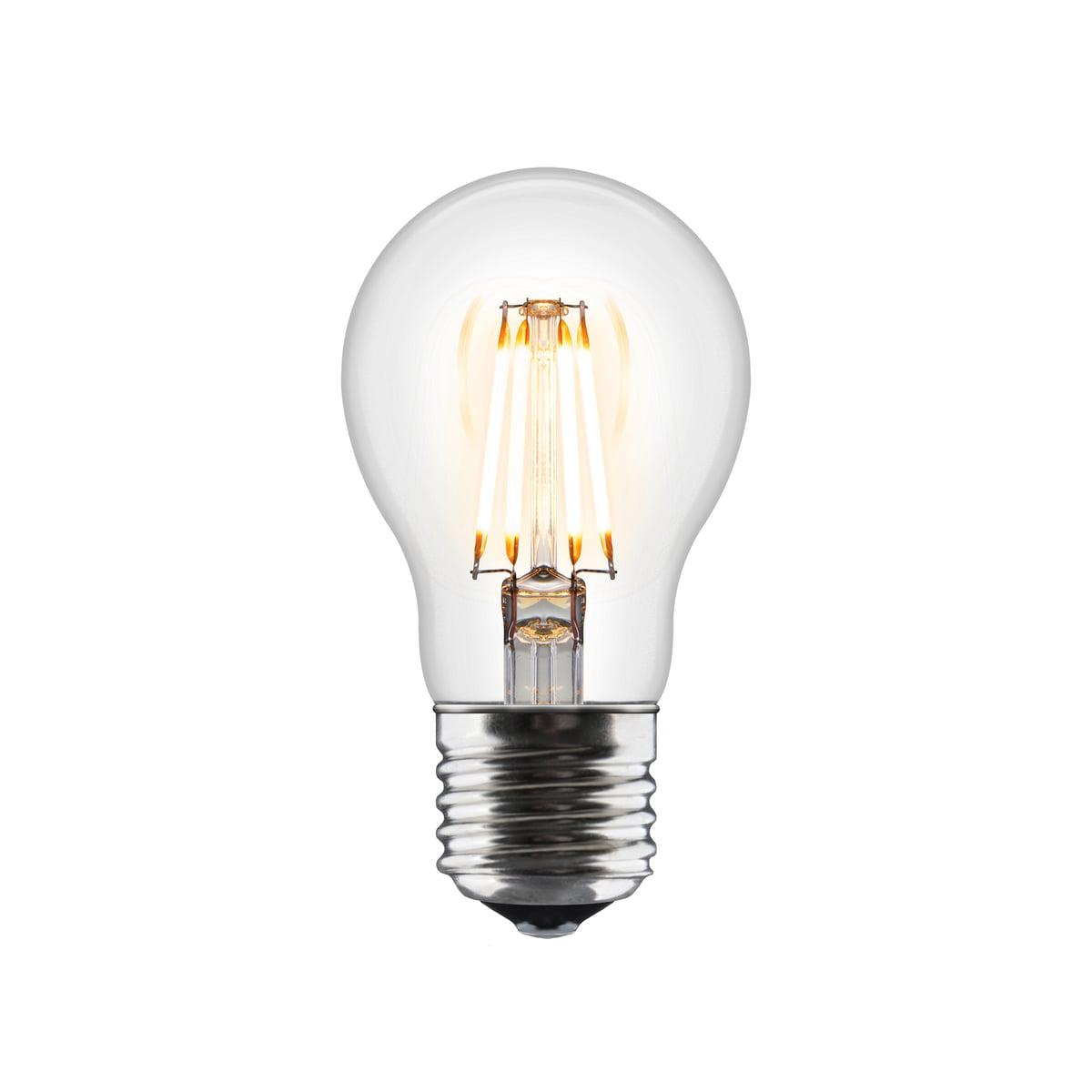 Umage   Idea LED Lightbulb E27 / 6 W, Clear
