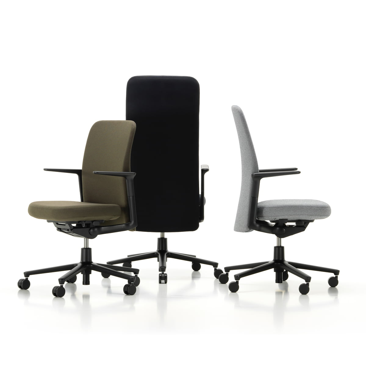 pacific office chair by vitra connox. Black Bedroom Furniture Sets. Home Design Ideas