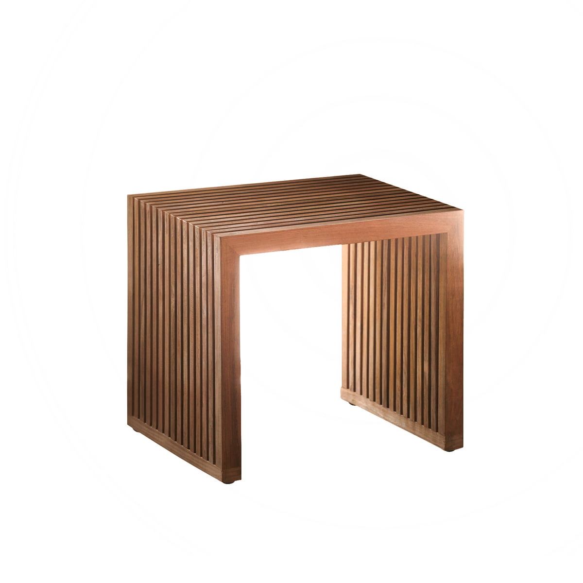tivoli stool by jan kurtz connox shop. Black Bedroom Furniture Sets. Home Design Ideas