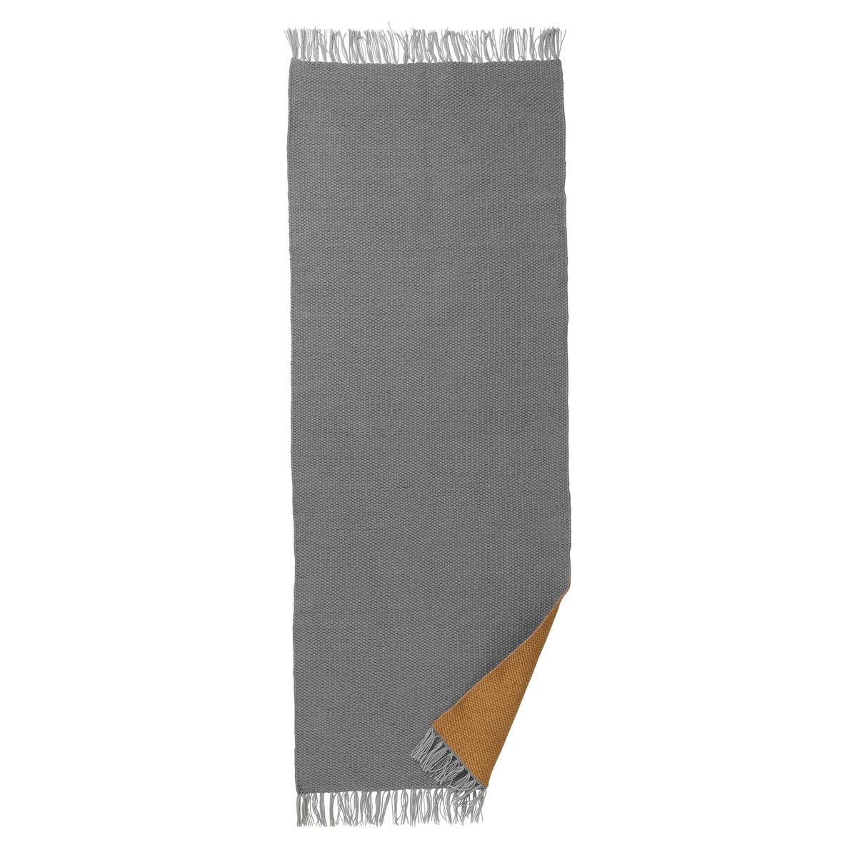 nomad rug 70 x 180 cm by ferm living. Black Bedroom Furniture Sets. Home Design Ideas