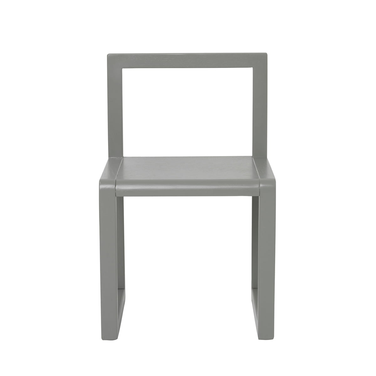 Awe Inspiring Ferm Living Little Architect Childrens Chair Grey Evergreenethics Interior Chair Design Evergreenethicsorg