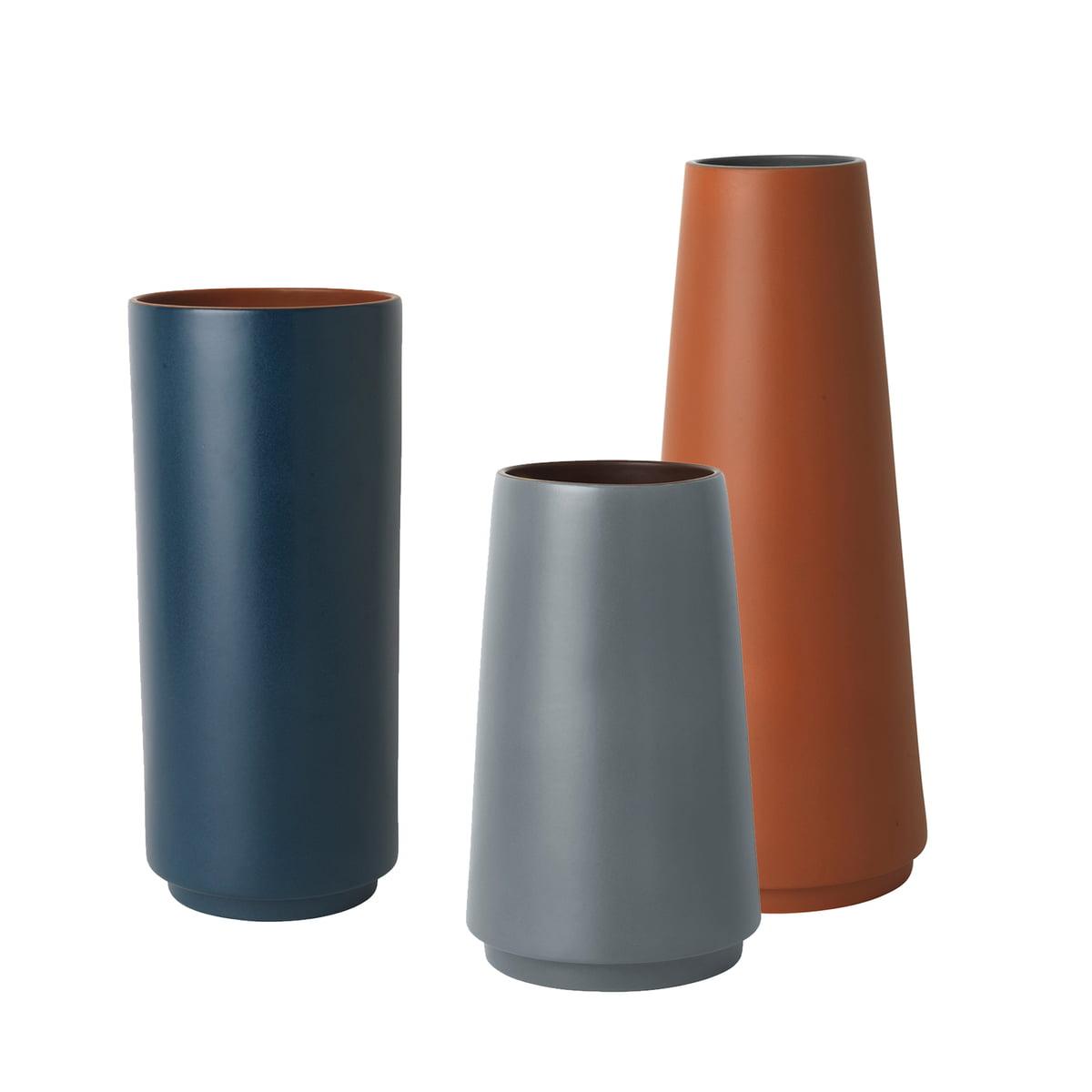 Dual floor vase by ferm living connox shop for Connox com