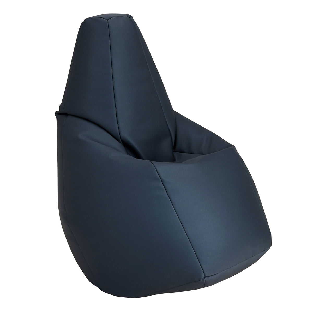 sacco beanbag by zanotta in the shop. Black Bedroom Furniture Sets. Home Design Ideas
