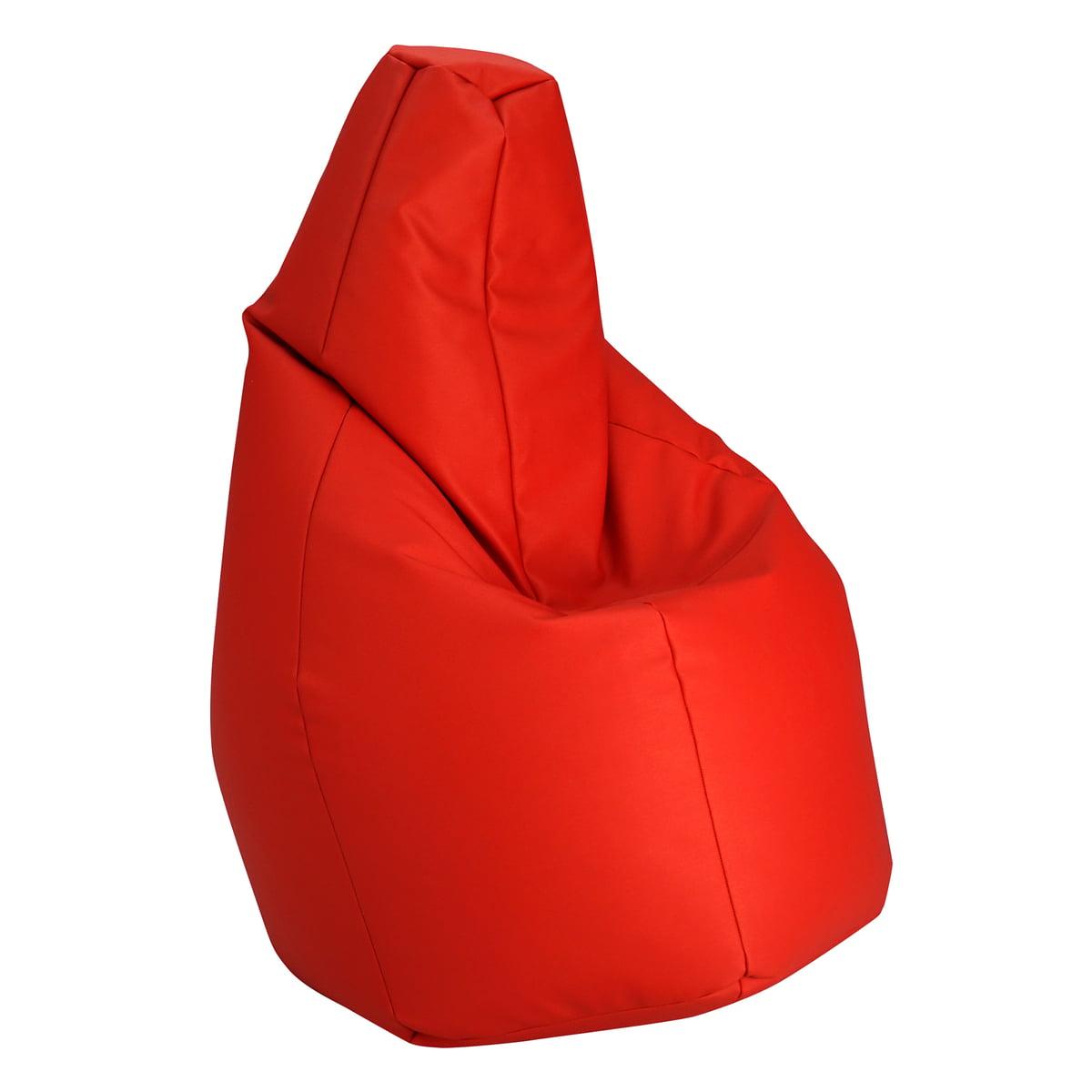 Pouf Zanotta.Sacco Beanbag By Zanotta In The Shop