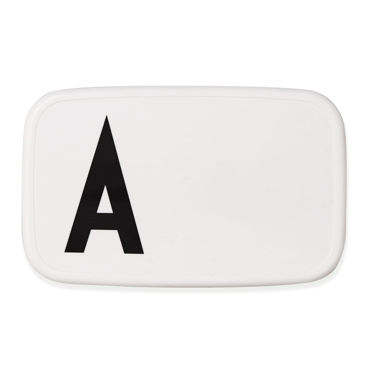 personal lunch box by design letters
