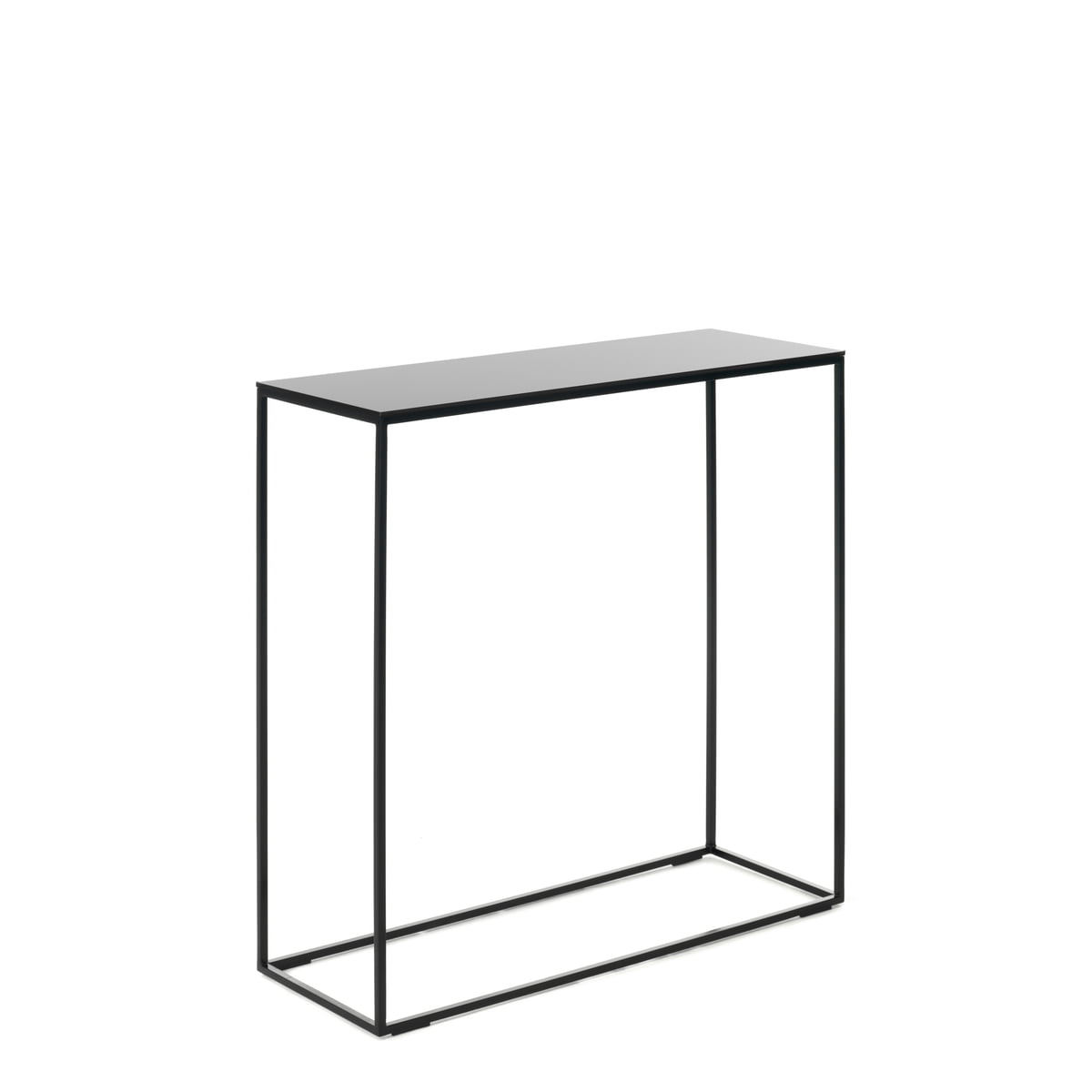 rack console table by sch nbuch connox shop. Black Bedroom Furniture Sets. Home Design Ideas