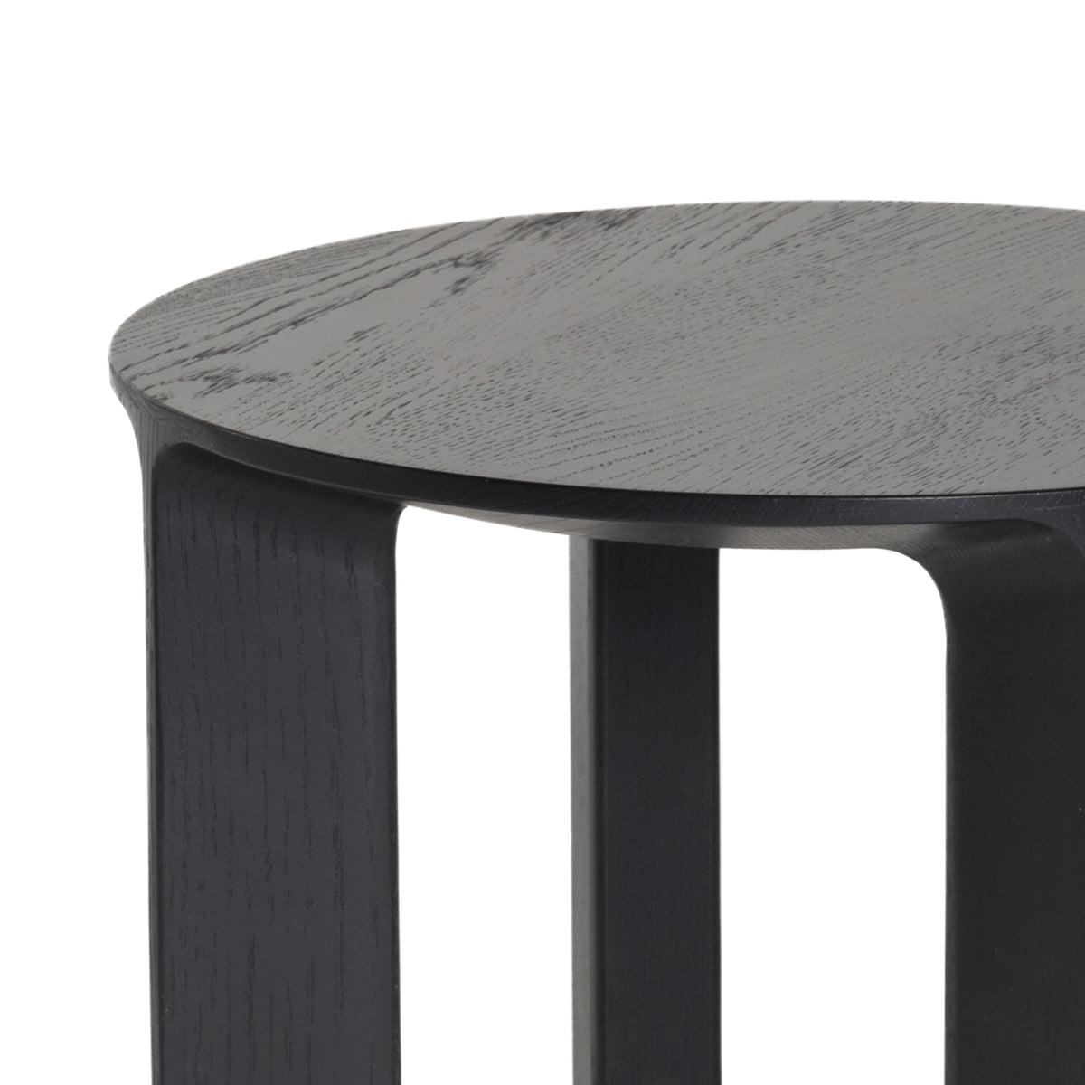 Outdoor Hocker hans stool side table by schönbuch