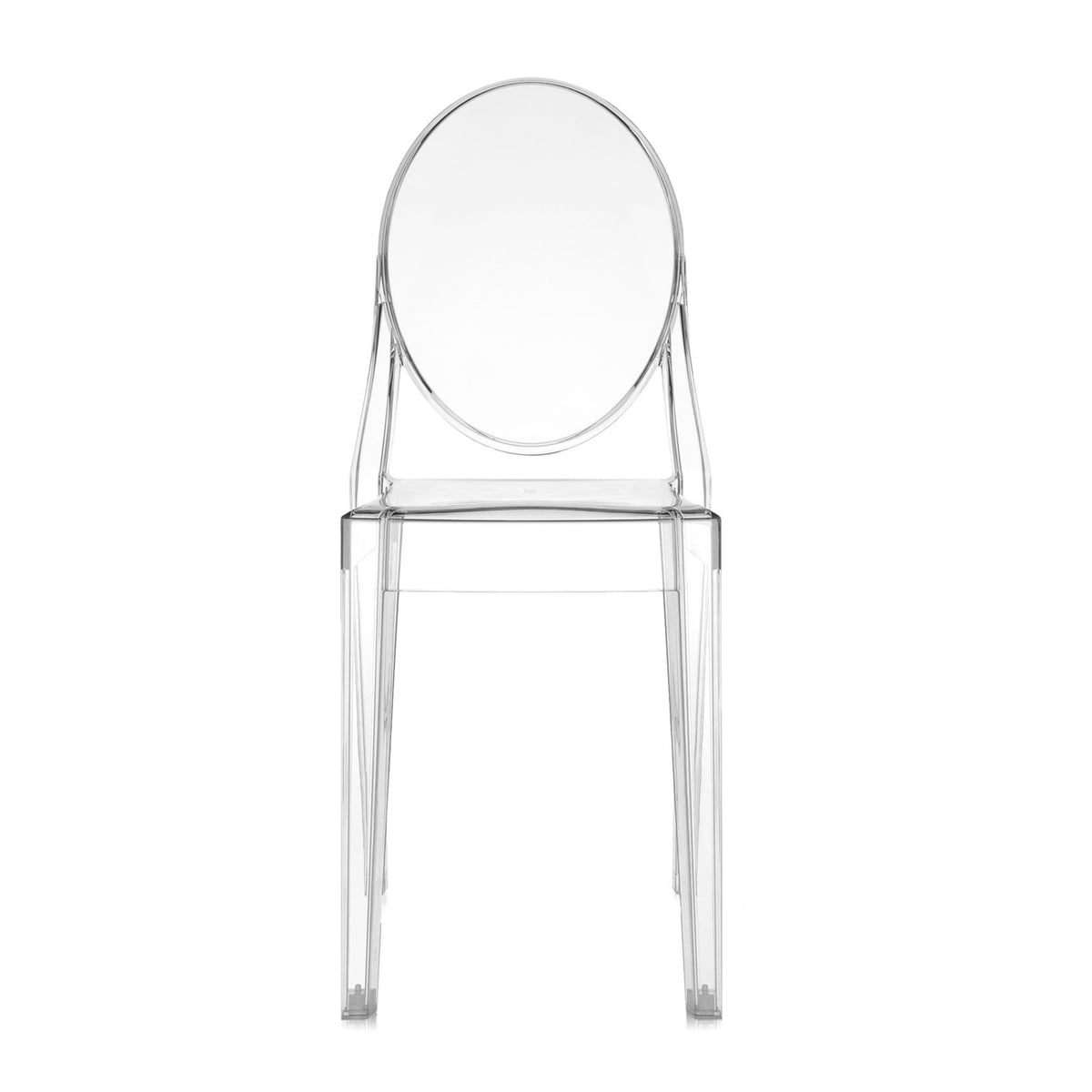 Victoria Ghost Chair by Kartell | Connox