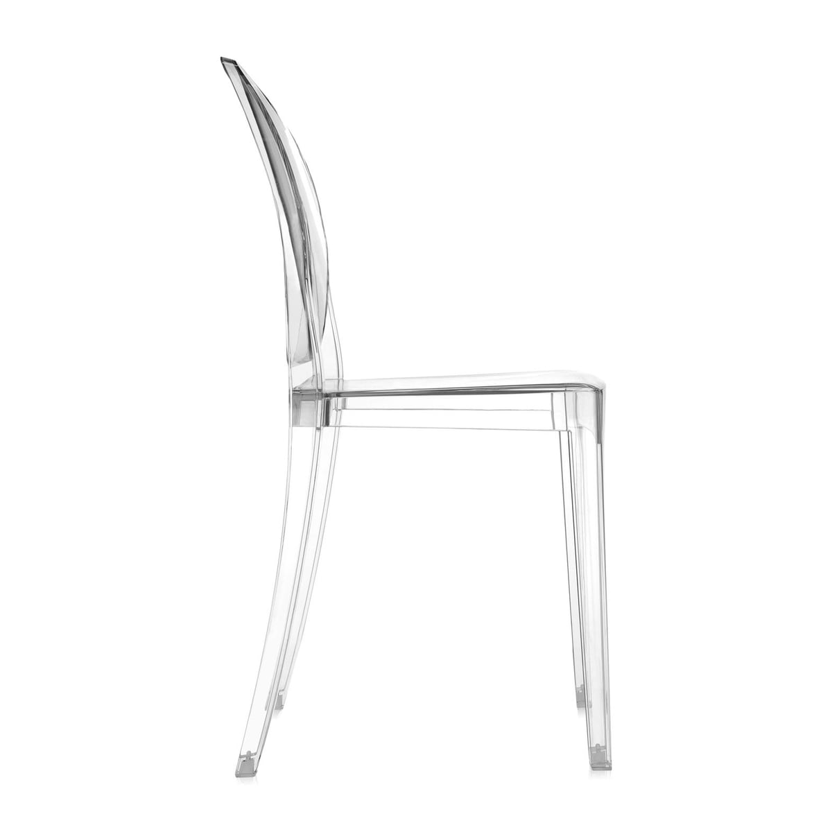 Victoria Ghost Chair By Kartell Connox