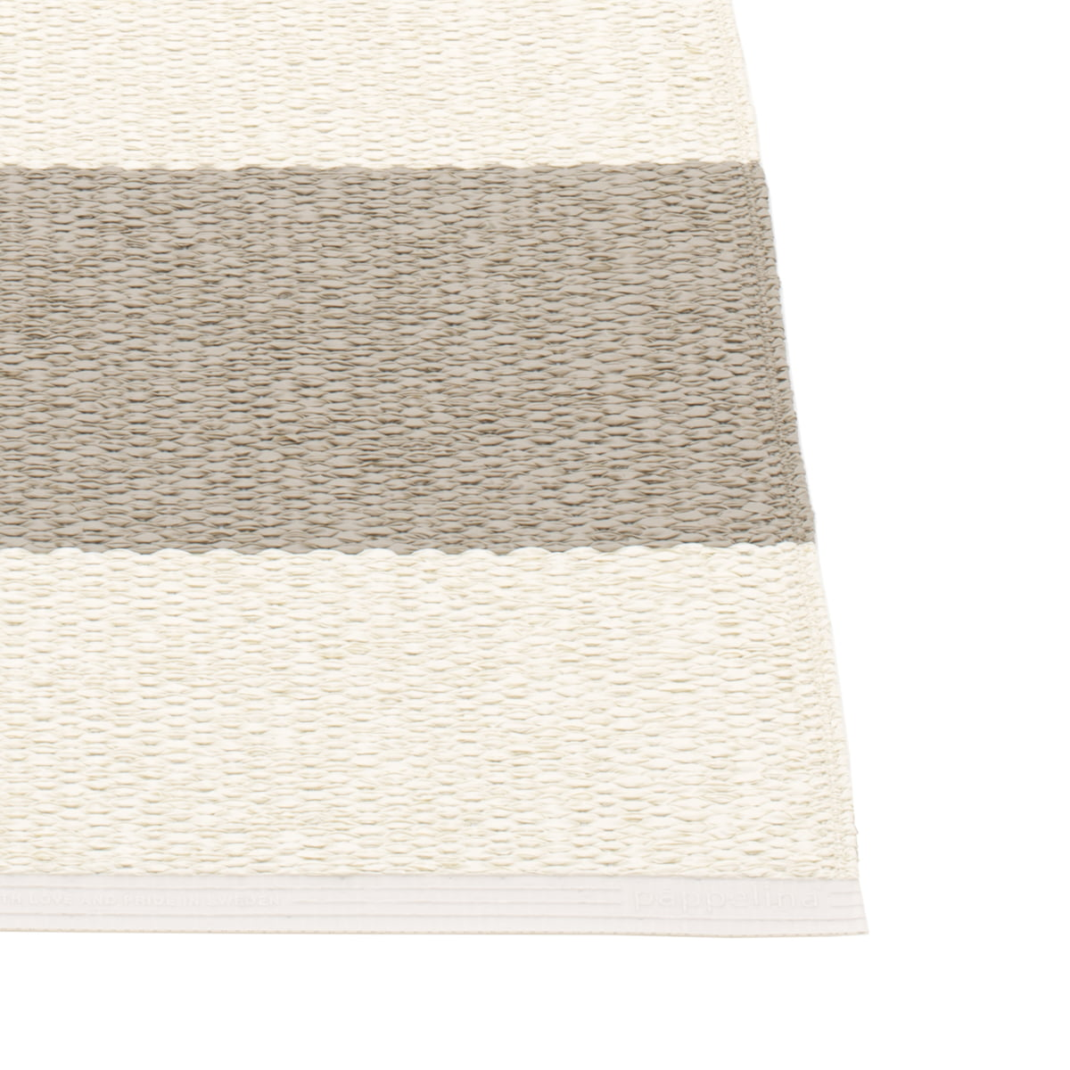 Pappelina Teppich outdoor rug bob by pappelina in the shop