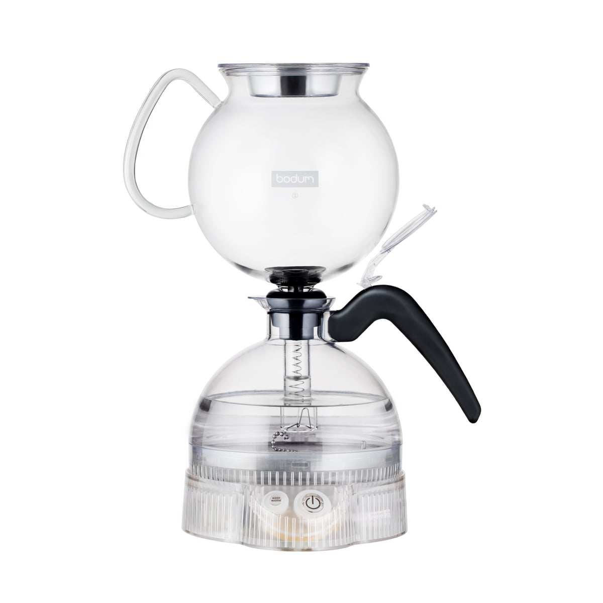 ePebo vacuum coffee maker by Bodum