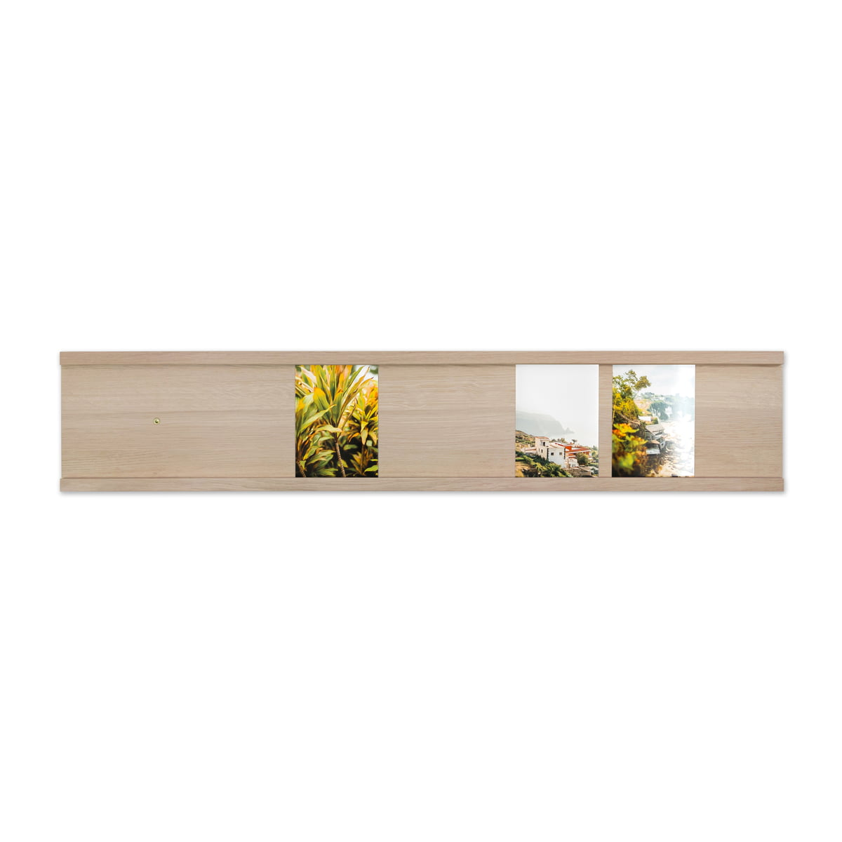 Purchase the wooden picture rail now | Connox