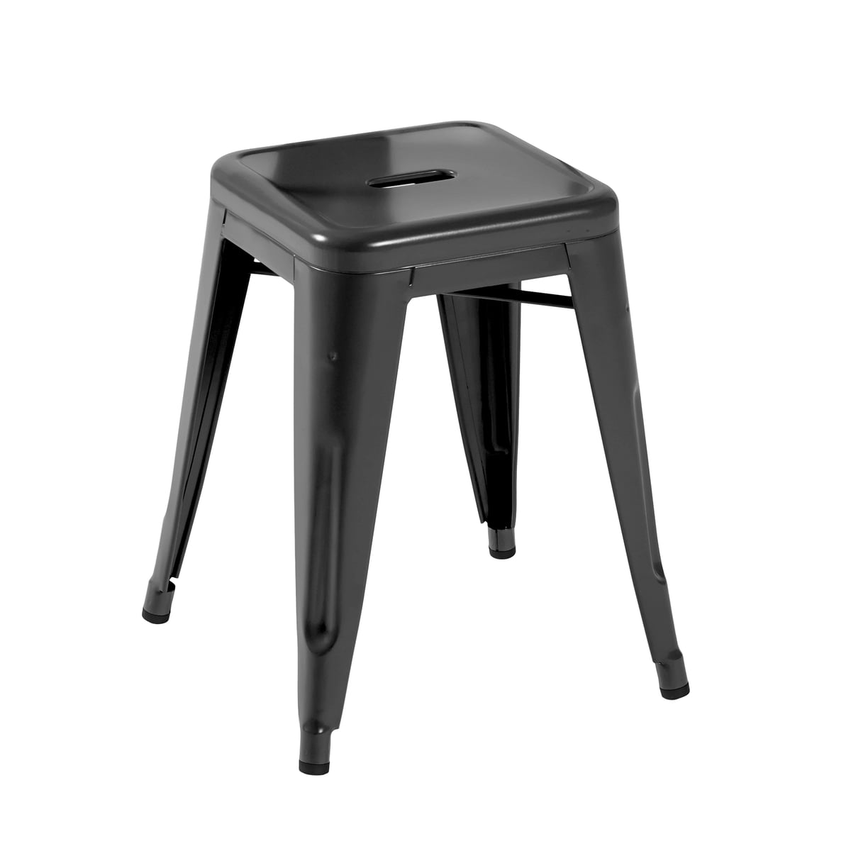 buy the 45cm stool by tolix online. Black Bedroom Furniture Sets. Home Design Ideas