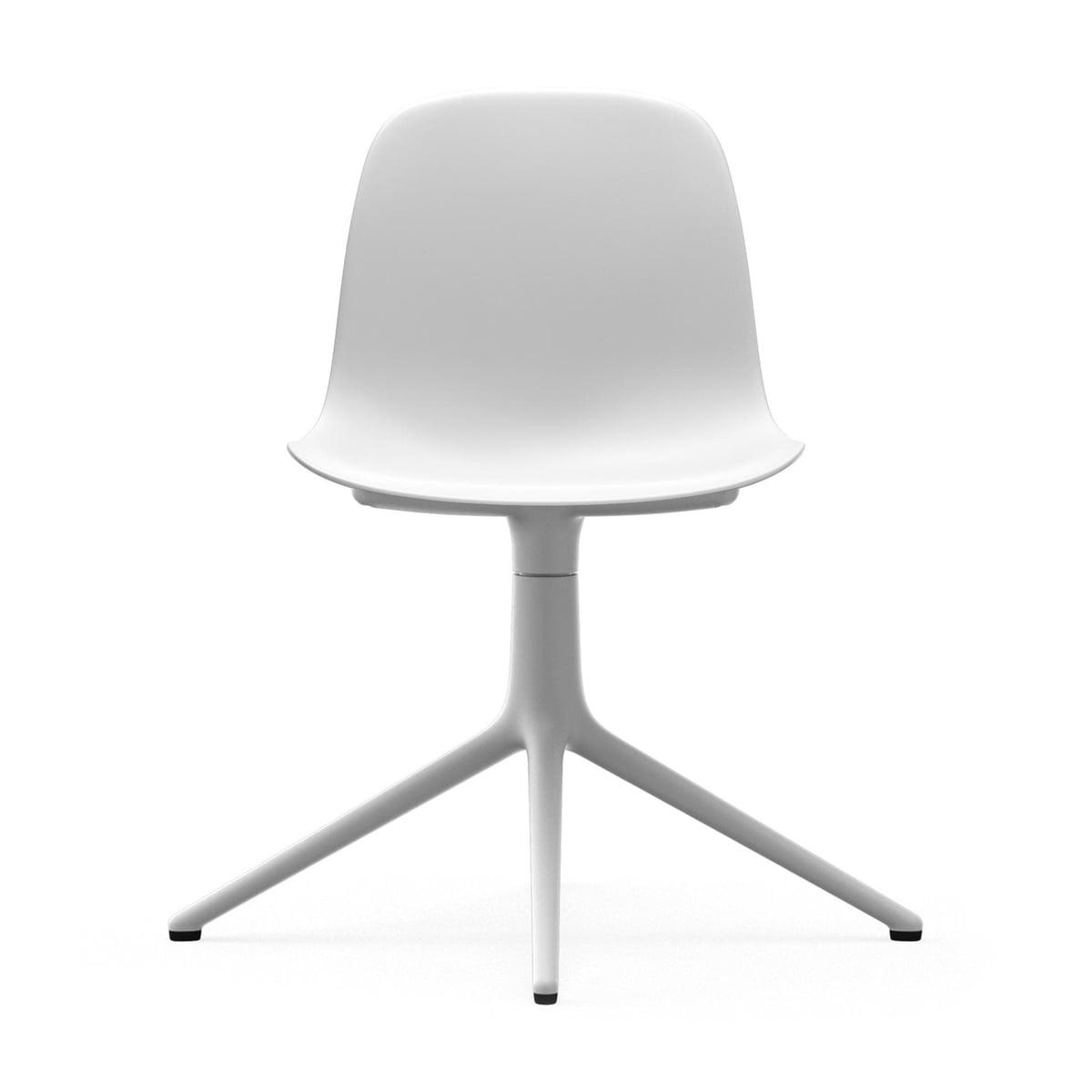 Superbe Form Swivel Chair By Normann Copenhagen