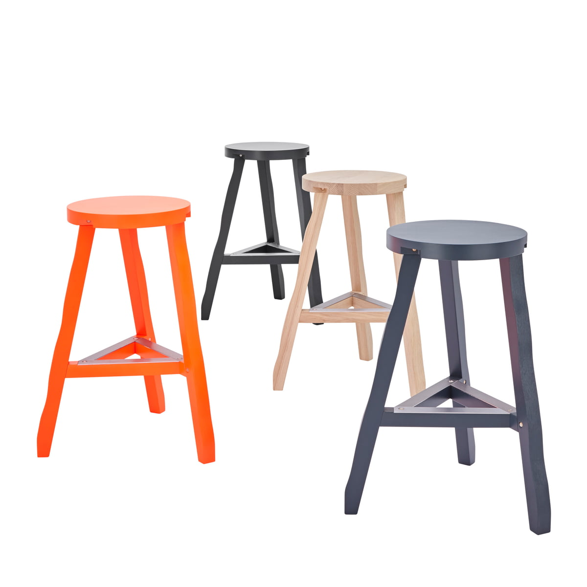 Offcut Bar Stool By Tom Dixon Connox Shop