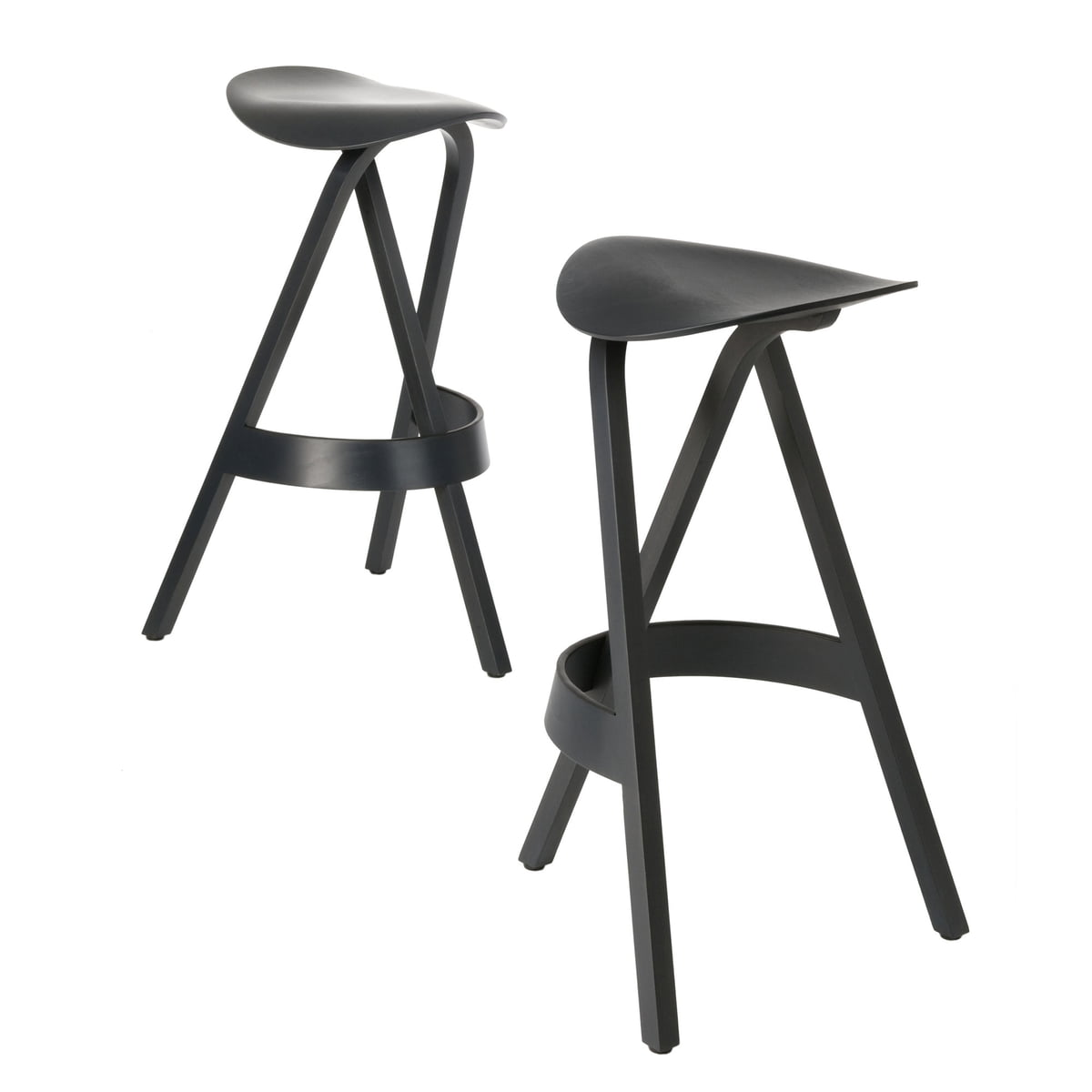 404 bar stool by thonet connox shop. Black Bedroom Furniture Sets. Home Design Ideas