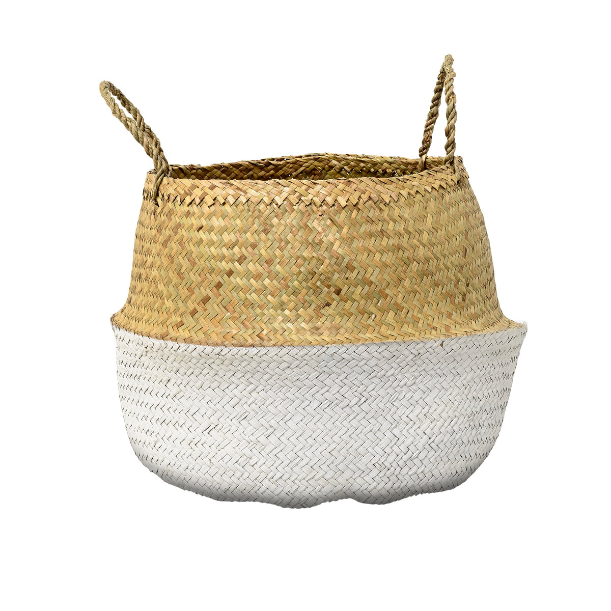 Seagrass Basket by Bloomingville | Connox